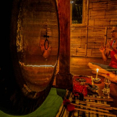 gaia earth gong