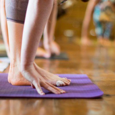 forward fold, uttanasana, yoga pose